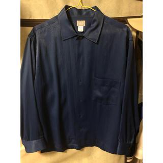 デラックス(DELUXE)のDELUXE シルクシャツ (シャツ)