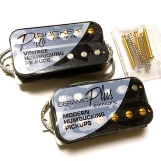 エピフォン(Epiphone)のEpiphone純正 ProBucker & Ceramic Plus セット(エレキギター)