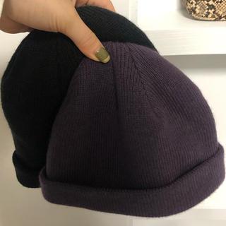 ニット帽 セット(ニット帽/ビーニー)