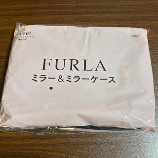 フルラ(Furla)の付録 FURLAL ミラー&ミラーケース(ミラー)