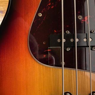 フェンダー(Fender)のベース用 透明 アクリル フィンガーレスト 5mm厚 目立たない(エレキベース)
