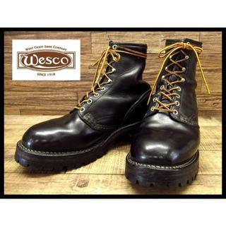 ウエスコ(Wesco)のford150surf様専用 ウエスコ 09年製 艶有 カスタム ジョブマスター(ブーツ)