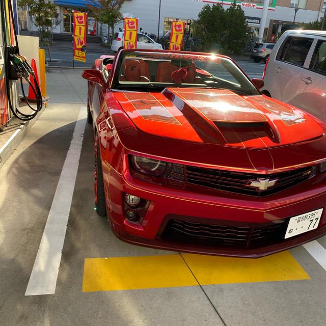 Chevrolet(シボレー)のシボレー カマロ 自動車/バイクの自動車(車体)の商品写真
