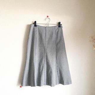 アルファキュービック(ALPHA CUBIC)のALPHA CUBIC フレアスカート(ひざ丈スカート)