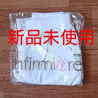 ナガイレーベン(NAGAILEBEN)の即購入OK⭐値下げ⭐新品 ウエストリブ編み 白衣 レディース パンツ  Mサイズ(その他)