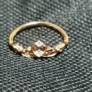 サマンサティアラ(Samantha Tiara)のsamantha tiara ピンキーリング(リング(指輪))