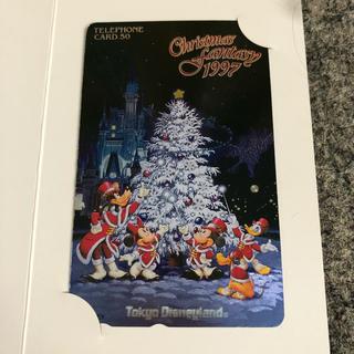 ディズニー(Disney)の東京ディズニーランド テレホンカード(その他)
