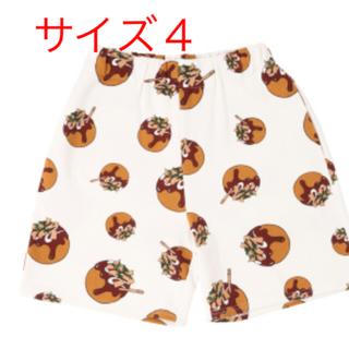 プニュズ(PUNYUS)の【新品】たこ焼き総柄スウェットショーパン PUNYUS  (ショートパンツ)