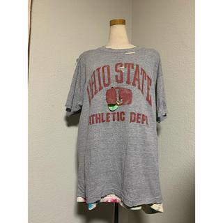 ロキエ(Lochie)のvintage ボロ Tシャツ(Tシャツ/カットソー(半袖/袖なし))