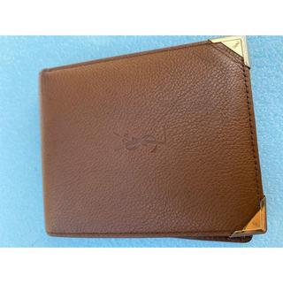 イヴサンローランボーテ(Yves Saint Laurent Beaute)のYSL イヴ・サンローラン 折り財布(折り財布)