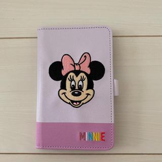 ディズニー(Disney)のディズニー♡ミニーちゃん 手帳型ケース(ケース/バッグ)