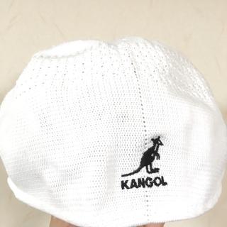 KANGOL - 90's KANGOL カンゴール ハンチング ベレー帽