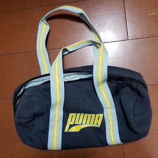 プーマ(PUMA)のPUMAミニボストンバッグ(ショルダーバッグ)