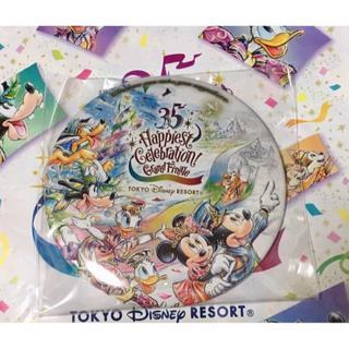 ディズニー(Disney)の新品 未開封品◆ディズニーランド 35周年 グランドフィナーレ 缶バッジ (キャラクターグッズ)