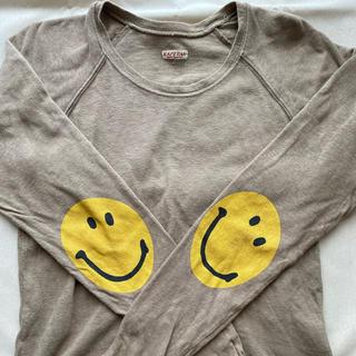 キャピタル(KAPITAL)の【キャピタル】シェフスリーブロンT スマイル (Tシャツ(長袖/七分))
