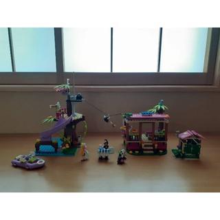 レゴ(Lego)の正規品● レゴ LEGO 41038 フレンズ 【ミステリージャングル救助基地】(その他)