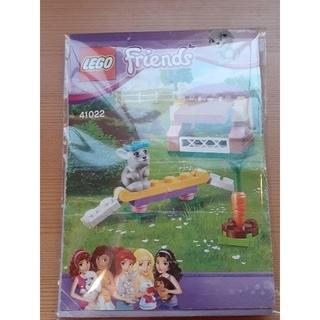 レゴ(Lego)のレゴ LEGO 41022 フレンズ 【ウサギとミニハウス】匿名配送 送料込(その他)