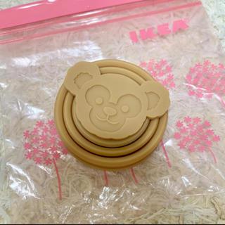 ディズニー(Disney)のダッフィー  歯磨きコップ(歯ブラシ/歯みがき用品)
