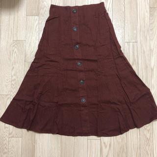 オリーブデオリーブ(OLIVEdesOLIVE)のOLIVEdesOLIVE マーメイドスカート(ロングスカート)