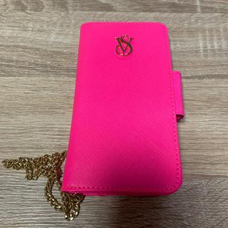 ヴィクトリアズシークレット(Victoria's Secret)のヴィクトリアシークレット iPhone6/6sケース(モバイルケース/カバー)