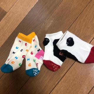 chums靴下 新生児用2組