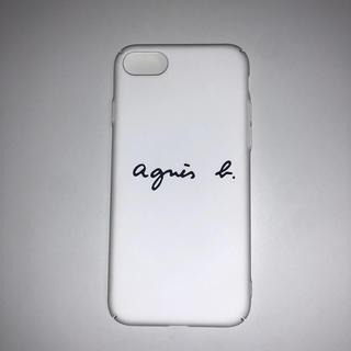 アニエスベー(agnes b.)の【即日発送】美品 アニエス・ベーiPhone7/8ケース(iPhoneケース)
