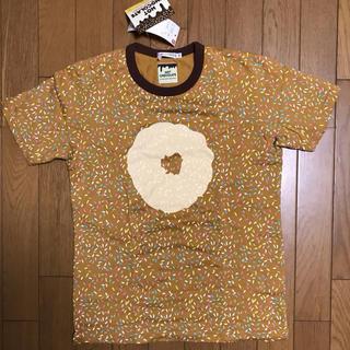 サスクワッチファブリックス(SASQUATCHfabrix.)のユニクロ Tシャツ S Sasquatchfabrix. ドーナツ(Tシャツ/カットソー(半袖/袖なし))