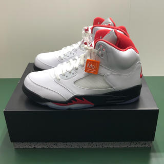 ナイキ(NIKE)のNIKE Air Jordan 5 Retro OG Fire Red 2020(スニーカー)