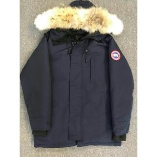 CANADA GOOSE - カナダグース メンズ ジャスパー ダウンジャゲット ネイビーCANADA GO