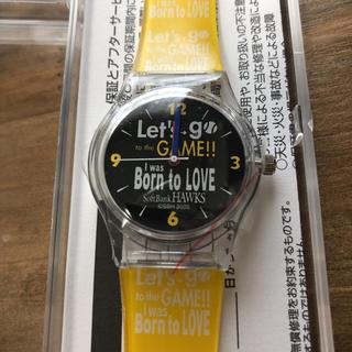 福岡ソフトバンクホークス - 福岡ソフトバンクホークス 時計