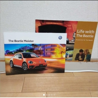 855 フォルクスワーゲン the beetle meister カタログ