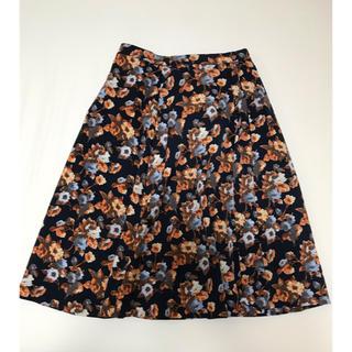 ベルメゾン(ベルメゾン)の膝丈スカート(ひざ丈スカート)