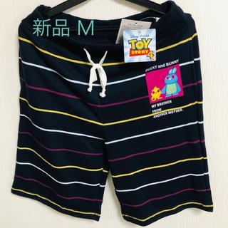 ディズニー(Disney)のトイストーリー4 ダッキー&バニー ハーフパンツ ズボン パジャマ ルームウェア(ハーフパンツ)