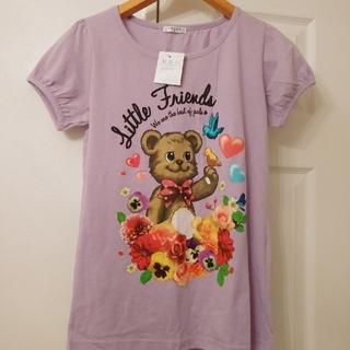 ハニーズ(HONEYS)のお値下げ!タグ付き新品☆半袖Tシャツ150(Tシャツ/カットソー)