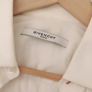 ジバンシィ(GIVENCHY)のGIVENCHY ジバンシー シャツワンピース シャツ(シャツ/ブラウス(長袖/七分))