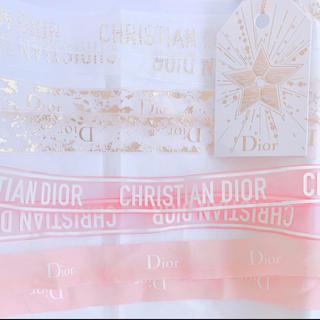 クリスチャンディオール(Christian Dior)のDior シーズン限定リボンセット(ラッピング/包装)