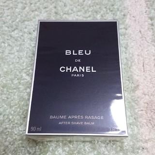 シャネル(CHANEL)のブルー ドゥ シャネル アフターシェイヴ モイスチャライザー 90ml 未開封(化粧水/ローション)
