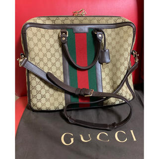 グッチ(Gucci)のGUCCI ビジネスバック(ビジネスバッグ)