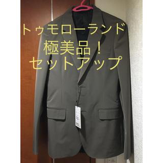 トゥモローランド(TOMORROWLAND)の☆送料込☆トゥモローランド セットアップ 極美品(セットアップ)