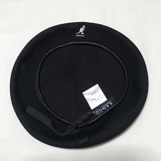 カンゴール(KANGOL)のKANGOL ベレー帽 Lサイズ(ハンチング/ベレー帽)