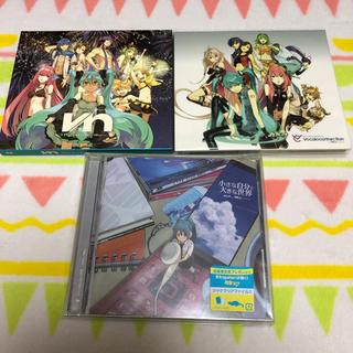 初音ミク CD 3枚セット(ボーカロイド)