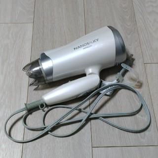 ヒタチ(日立)の【ジャンク】HITACHI ナノイオンドライヤー HD-N7720(ドライヤー)