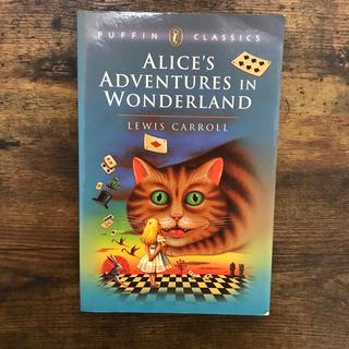 ディズニー(Disney)のAlice's Adventures in Wonderland アリス 洋書(洋書)