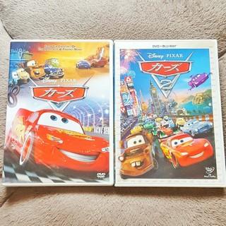 ディズニー(Disney)のカーズ DVD①②2枚セット(アニメ)