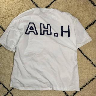イズネス(is-ness)のah.h 長谷川昭雄 Tシャツ HNF フイナム ssz (Tシャツ/カットソー(半袖/袖なし))