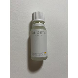 シゲタ(SHIGETA)の空瓶 SHIGETA エッセンシャルオイル イノセントピュリティー(エッセンシャルオイル(精油))