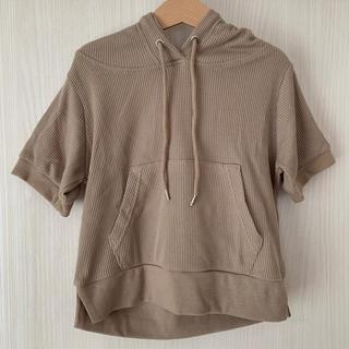 バースデイ フード付きトップス(Tシャツ/カットソー)