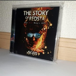 AK-69/THE STORY OF REDSTA The Red Magic…(ヒップホップ/ラップ)