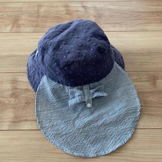 ニットプランナー(KP)の帽子 美品 ニットプランナー KP(帽子)