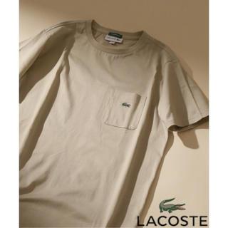 ラコステ(LACOSTE)のLACOSTE / ラコステ 417 別注 POCKET TEE(Tシャツ/カットソー(半袖/袖なし))